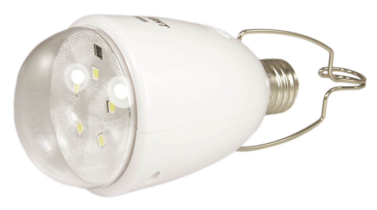 Кемпинговая лампа GD-LIGHT GD-5005 с солнечной панелью
