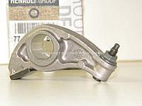 Кормысло клапана на Рено Логан 1.4i (до 27,03,09) + 1.6i (K7M710/K7M718) RENAULT (Оригинал) 7700273618