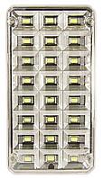 Кемпинговая LED лампа Yajia YJ-9817 с солнечной панелью