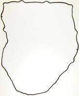 Прокладка крышки клапанов PERKINS 1104D OEM (3681A069)