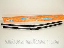 Щетки стеклоочистителей (600/640) комлект на Мерседес Спринтер 906 2006-> Autotechteile (Германия) A8255