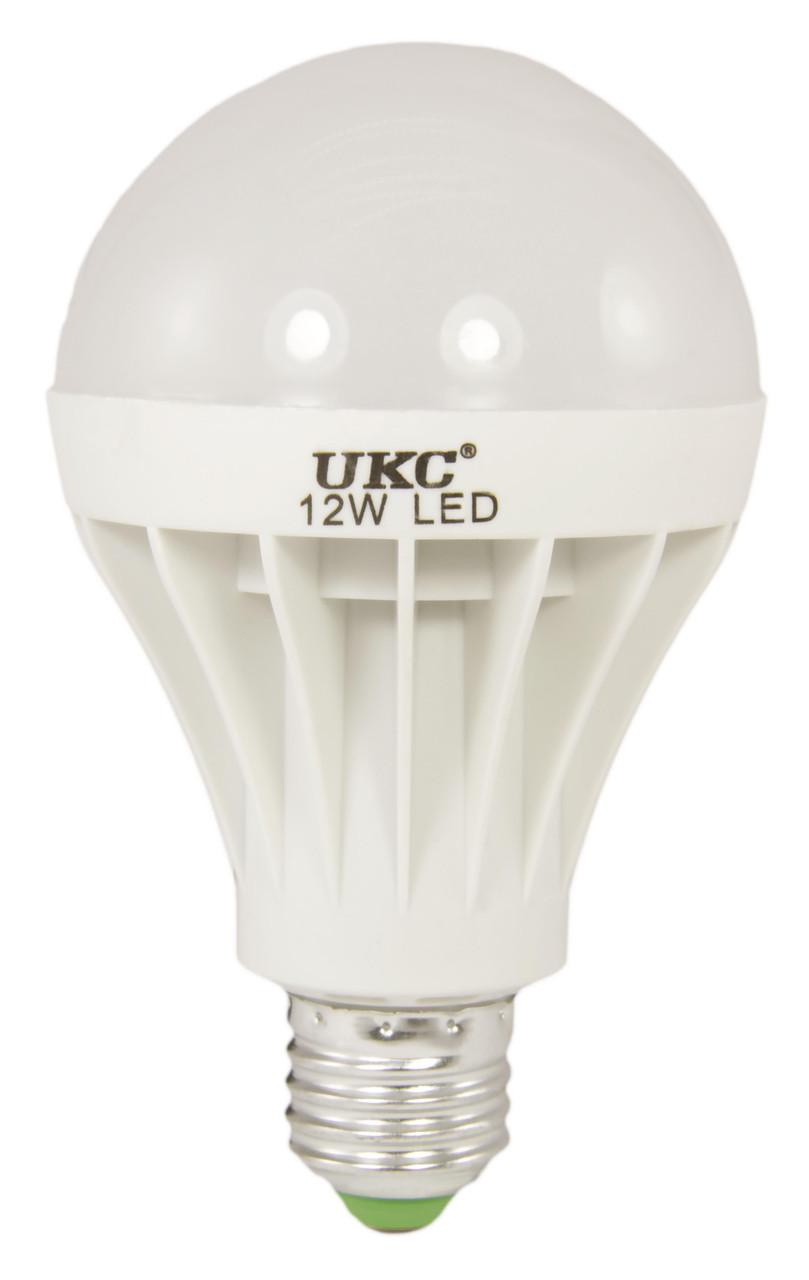 LED лампа UKC 12W E27