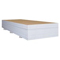 Гіпсокартон стіновий 12.5*1200*3000 мм для монтажу перегородок, облицювання стін і стель Plato Format