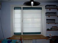 Римские шторы Стелла 100*170 см. шёлк