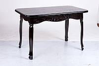 Стол дубовый раскладной Гаити венге 1200(+400)*700