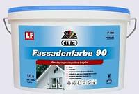 Краска Фасадная Dufa Fassadenfarbe белая F90, 10л