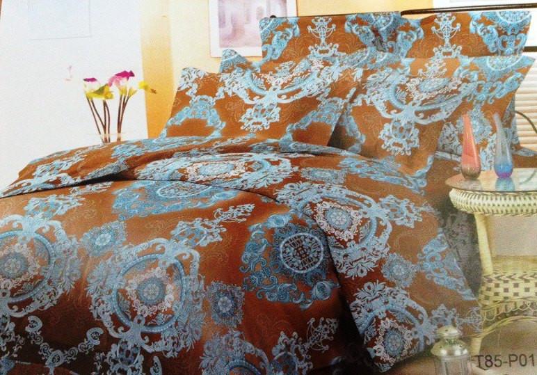 Полуторный комплект постельного белья Империал