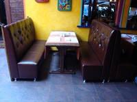 Мягкая мебель для кафе или ресторанов