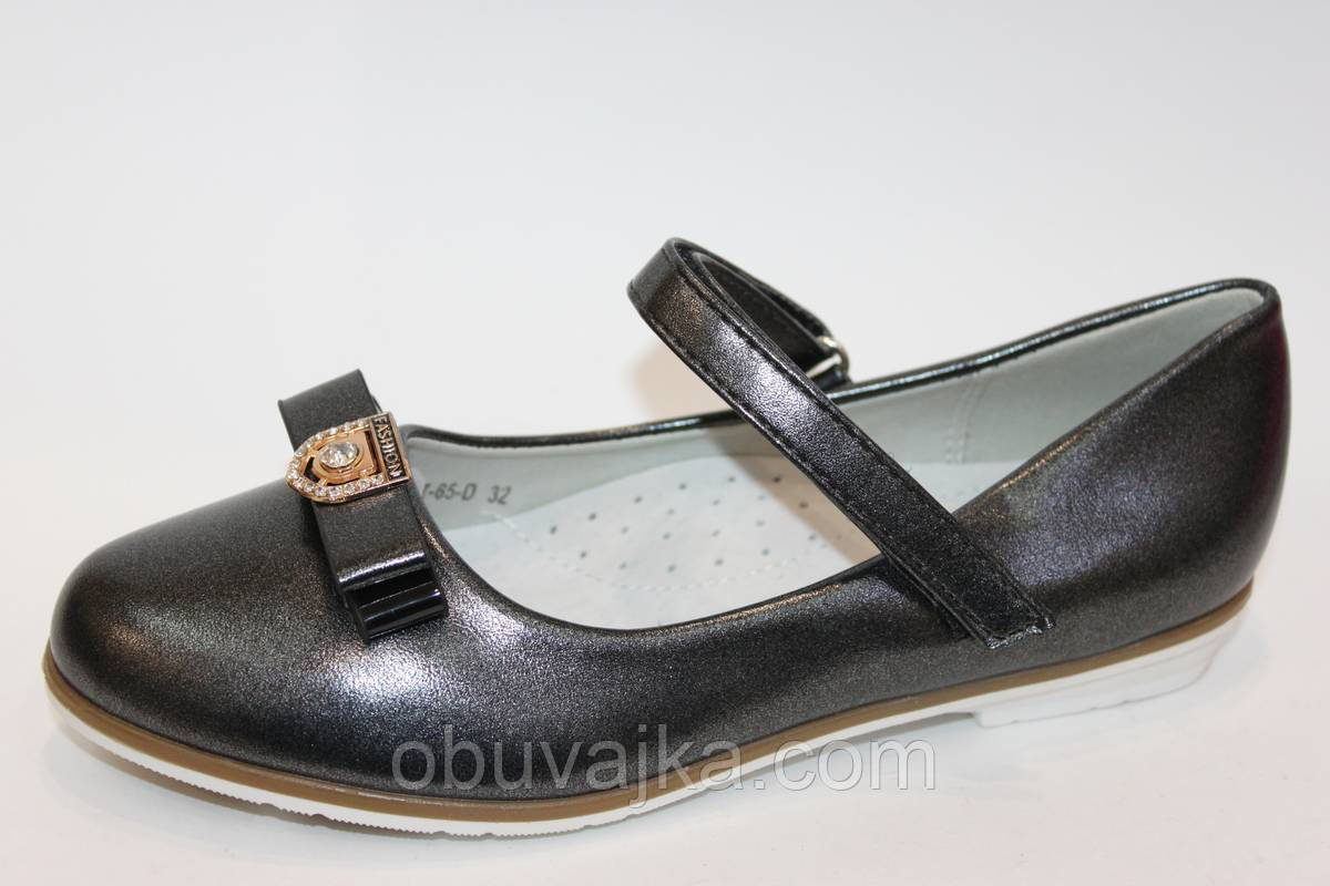 Качественные туфли для девочек от производителя Tom m(32-37)