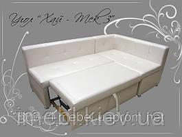 Кухонный мягкий угол со спальным местом
