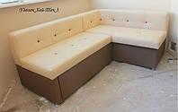 Мягкий кухонный уголок со спальным местом и нишей, фото 1