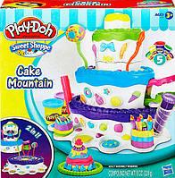 Праздничный торт, игровой набор для лепки, Play-Doh
