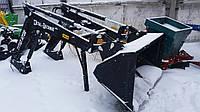 Фронтальный погрузчик с ковшом 2м Metal-Technik (Польша)