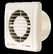 Вентилятор Aero Vintage 125 H с реле влажности