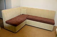 Кухонный уголок со спальным местом по индивидуальному размеру.