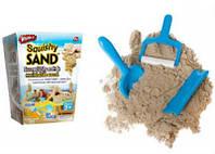 Кинетический песок Squishy Sand (Сквиши Сэнд)