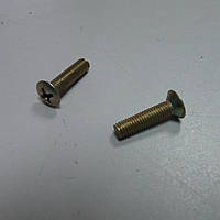 Винт М5х20 кожуха руля ВАЗ 2101-07 (пр-во Белебей)