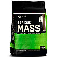 Serious Mass Optimum Nutrition, 5.455 кг