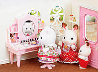 Туалетный столик с косметикой, Sylvanian Families
