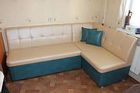Кухонный уголок со спальным местом и нишей
