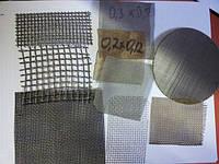 Сетка металлотканная, полотно пробивное на заказ