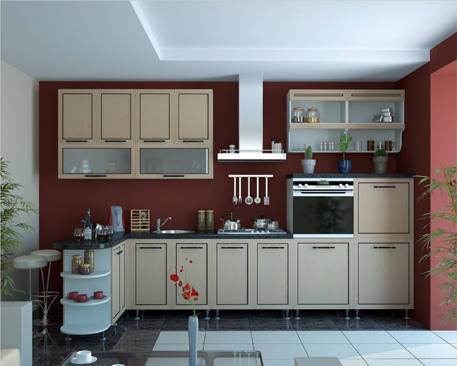Кухня София Плаза (венге светлое, фото 2)