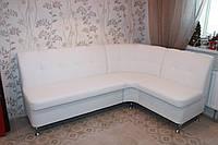 Лавка-диван угловой для кафе .