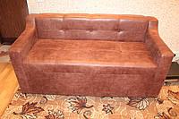 Кухонная лавочка с  ящиком для хранения( коричневая) )