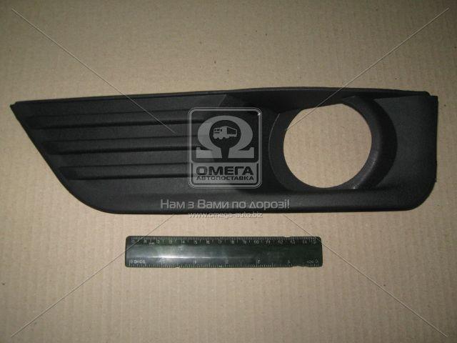 Решетка бампера левая FORD FOCUS (Форд Фокус) 2005-08 (пр-во TEMPEST)