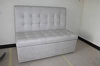 Мягкий кухонный диванчик с нишей., фото 1