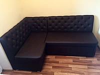 Кухонный уголок со спальным местом и ящиком