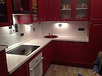 Кухонная столешница из кварцита. Столешницы из искусственного камня одесса