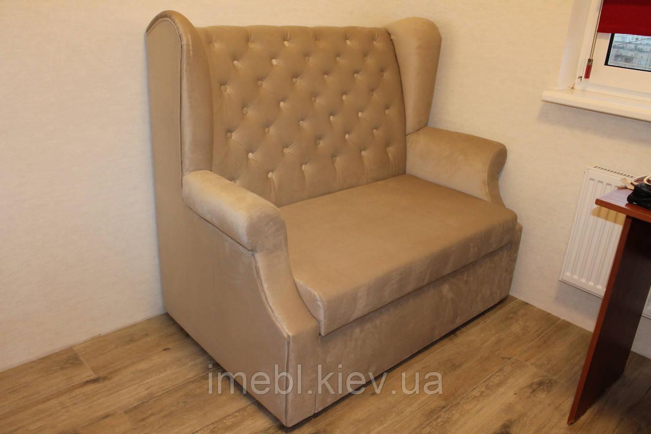 Кухонный диван со спальным местом (ткань анти кот)
