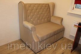 Кухонний диван зі спальним місцем (тканина анти кіт)