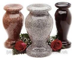Вазы из гранита / гранитные вазы