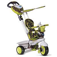 Велосипед Smart Trike Dream 4 в 1 зеленый. Smart Trike