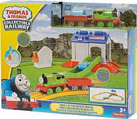 Перси на спасательной станции, игровой набор, Thomas & friends