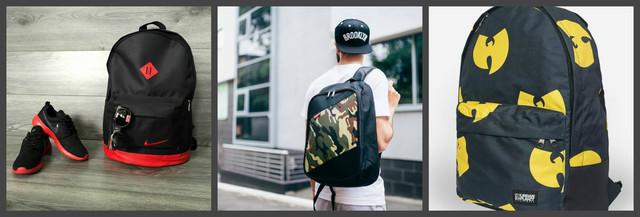 фотография рюкзаков Nike, Punch, Urban Planet
