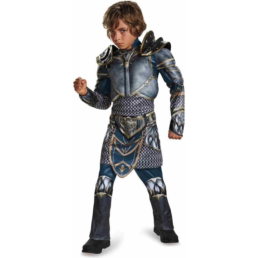Карнавальный костюм серия Варкрафт , Лотар. Lothar Classic Muscle Warcraft