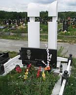 Памятник из мрамора № 133