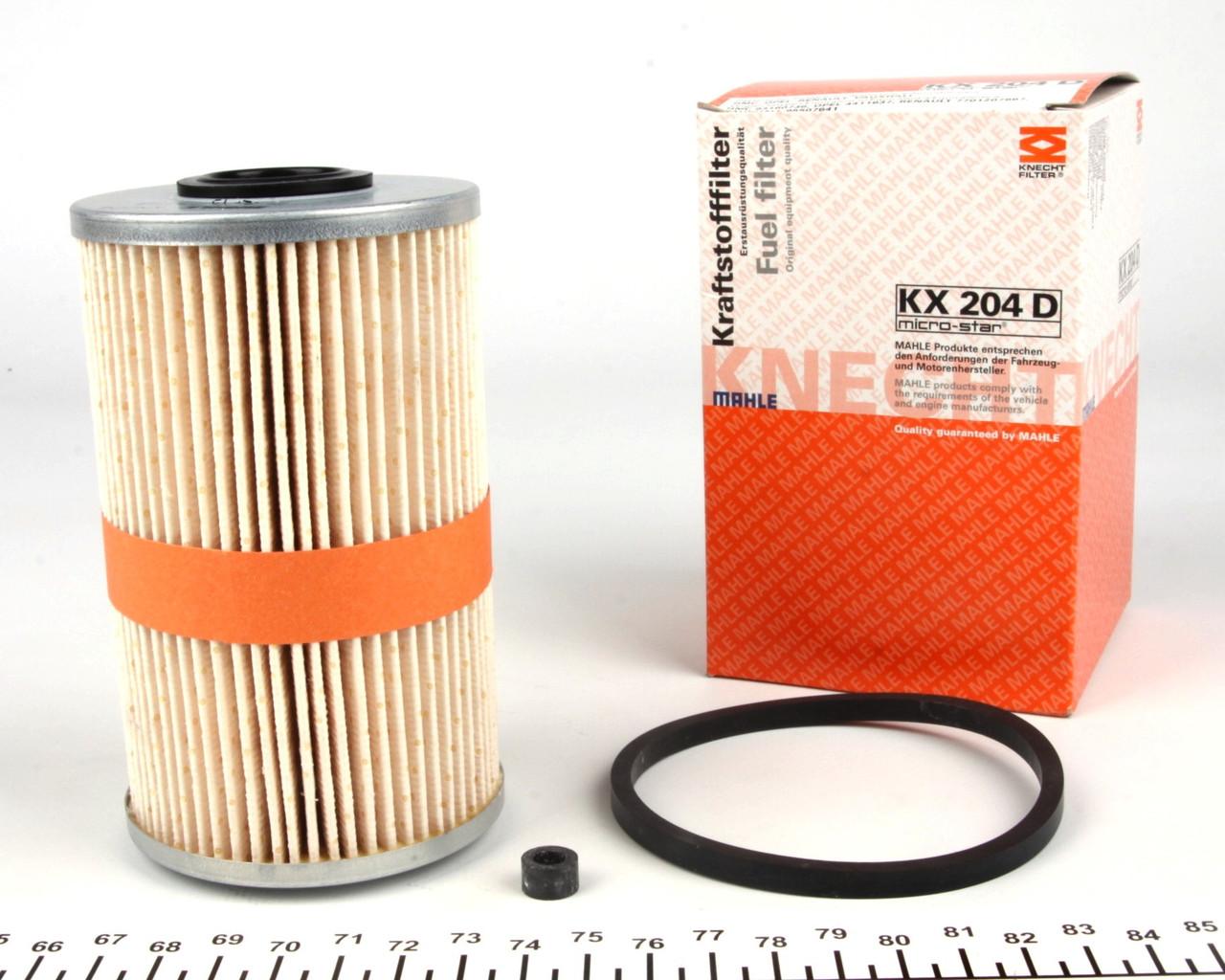 Топливный фильтр Trafic + Master 1.9 - 2.5TD KNECHT - Германия