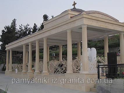 Памятник из мрамора № 139