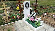 Памятник из мрамора № 148