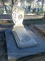 Памятник из мрамора № 160