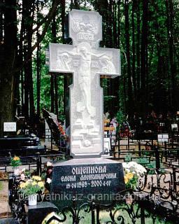 Памятник из мрамора № 104