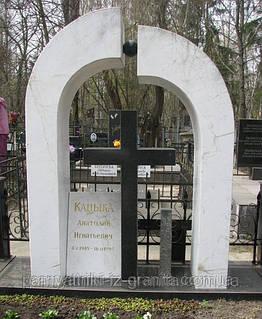 Памятник из мрамора № 109