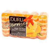 Мыло Duru Gourmet 5*75 г манго