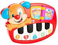 Пианино Умного щенка (русский язык), Fisher-Price