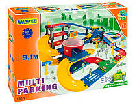 Kid Cars 3D - паркинг с трассою (9,1 м), Wader