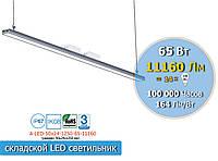 Мощный Led светильник для производственных помещений и складов, аналог лампы накаливания 1400W